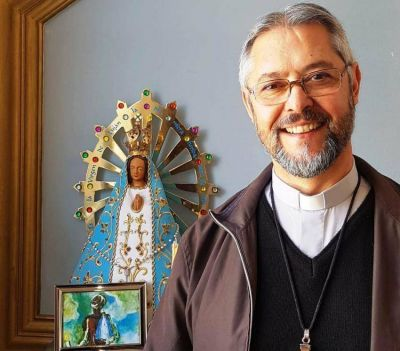 Nuevo arzobispo de Mercedes-Luján: Jorge Scheinig
