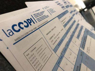 Tarifas de agua y cloacas: la Coopi pide un aumento que ronda el 50%