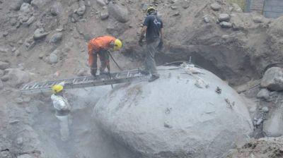 Aguas de Catamarca ejecuta obras en el oeste de la Capital