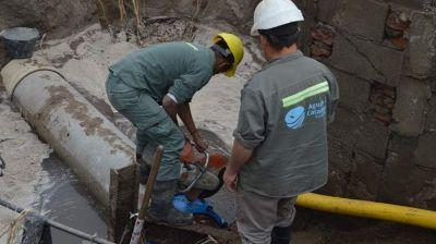 El regreso del calor volvió a desnudar problemas con el agua potable