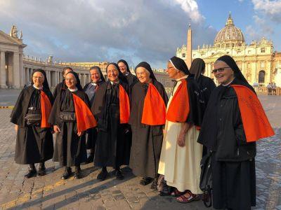 Piden la plena igualdad dentro de la Iglesia a través del voto femenino en los sínodos