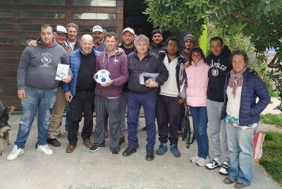 Jorge Paredi propone crear la Dirección Municipal de Pesca en Mar Chiquita
