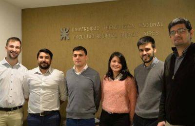 Son estudiantes argentinos, diseñaron un buque ecológico y obtuvieron un importante premio internacional