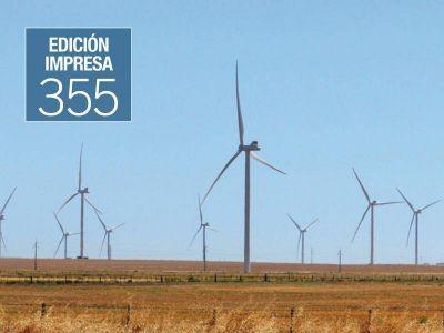 Bahía Blanca garantiza su consumo eléctrico con energía eólica