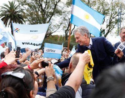 """Mauricio Macri encabezará en Mendoza otra marcha del """"Sí, se puede"""" junto a Alfredo Cornejo y Rodolfo Suarez"""