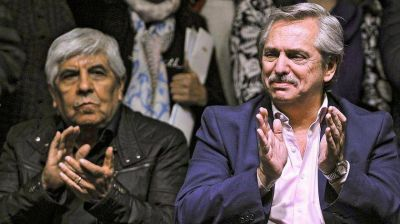 Moyano reclama espacios de poder a cambio de paz social para Alberto