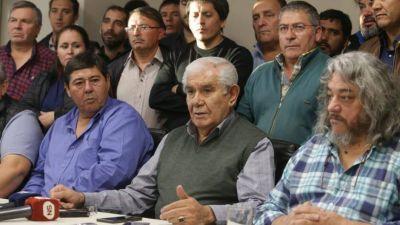 El líder de los trabajadores petroleros pidió que Galuccio vuelva a dirigir YPF