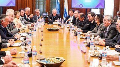 De las sonrisas con la UIA a las diferencias por la reforma laboral