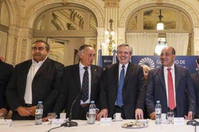 Empresarios y gremialistas ya pulen un acuerdo productivo