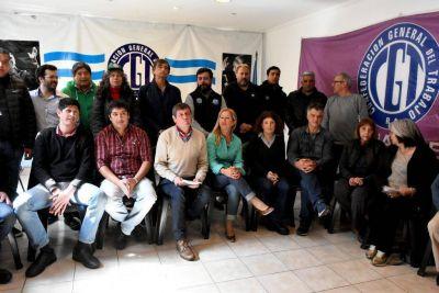 """La unidad de las centrales """"va a fortalecer al movimiento obrero"""""""