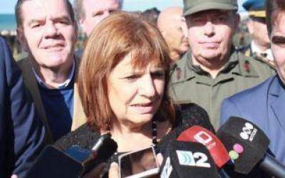 Bullrich presenta en Mar del Plata el megaoperativo