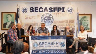 Para el gremio de la Anses, las propuestas de Macri sobre violencia de género son