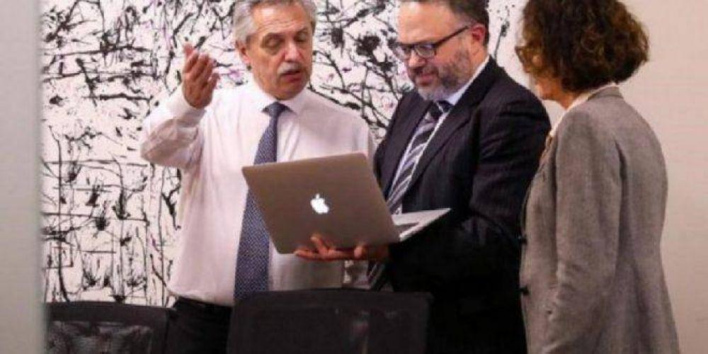 Principal economista de Alberto Fernández: «La Argentina no necesita ninguna reforma laboral»
