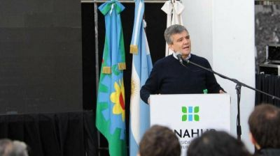 Zabaleta anunció la creación de un Consorcio de Municipios de la Región Oeste