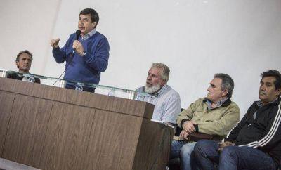 La Economía Popular tuvo un debate cumbre en San Martín