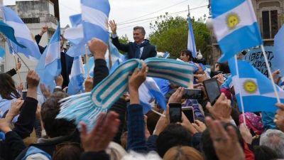 Mauricio Macri iniciará en Tucumán otra semana de su campaña del #SíSePuede
