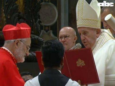 Cristóbal López, el paraguayo nacionalizado, ya es cardenal