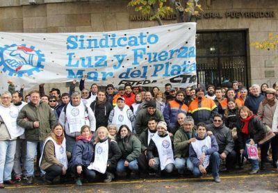 Luz y Fuerza celebra sus 76° aniversario en defensa de los derechos de la clase obrera