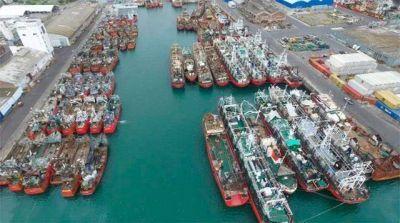 """Puerto: """"Tenemos al menos un 40% de marineros desocupados, mucha gente parada"""""""