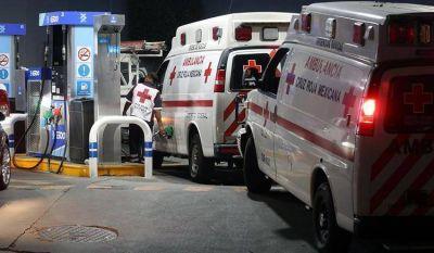 Exigen habilitar un surtidor exclusivo para atender ambulancias, policías y bomberos