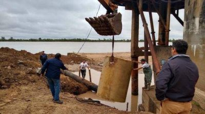 Los problemas de falta de agua potable se agravan con una bajante histórica