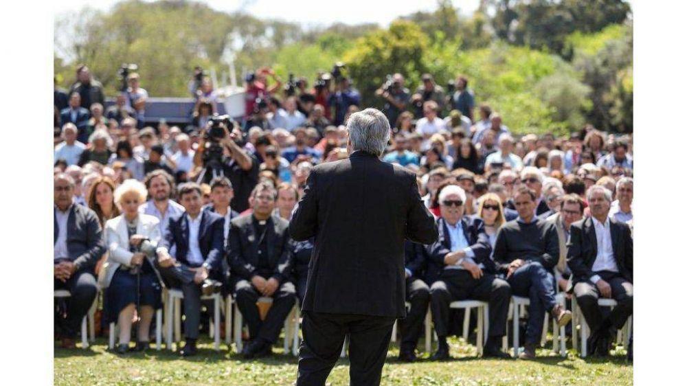 Alberto dejó en offside a sus diputados y el Congreso activa la Ley de Góndolas