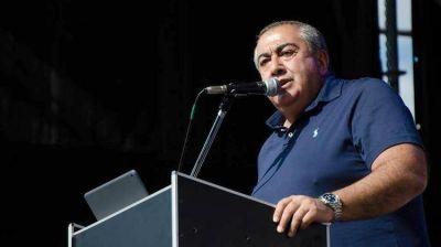 """Héctor Daer admitió que la unidad del sindicalismo """"no será de un día para el otro"""""""