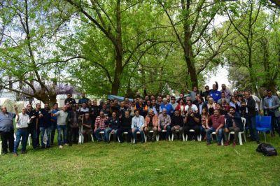 El Frente Sindical Regional expresó su apoyo a candidatos del Frente de Todos