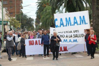 PAMI: Sin novedades respecto al acuerdo, el Camam reprogramó la sexta marcha