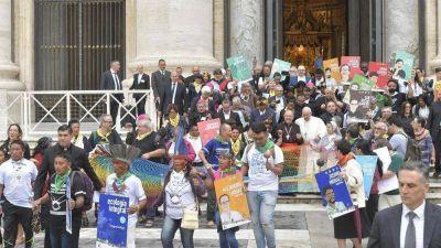 #SinodoAmazonico: Los jóvenes, protagonistas de la ecología integral
