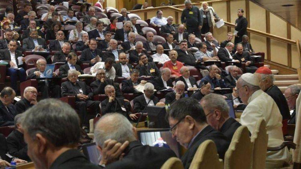 #SinodoAmazonico. Derechos humanos y formación en el centro de la 3ª Congregación