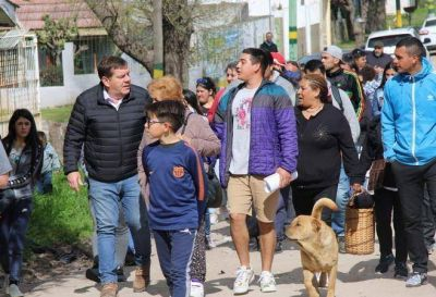 """Montenegro: """"Las madres nos piden que no aflojemos en la lucha contra los narcos"""""""