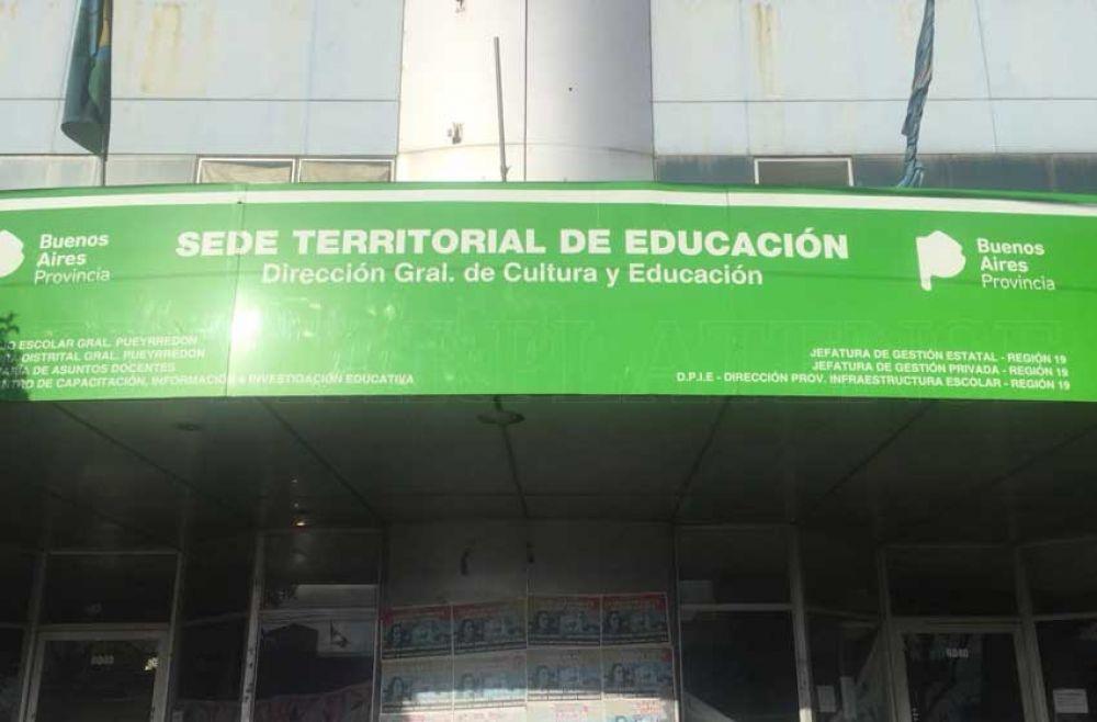 ATE denuncia falta de transparencia en la designación de personal del Consejo Escolar