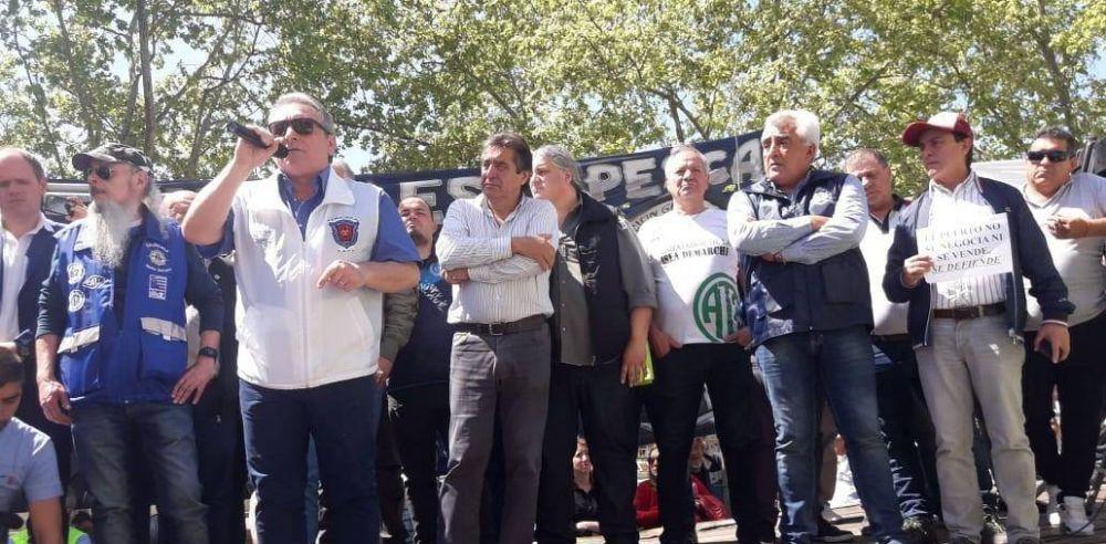 La FeMPINRA en alerta contra el traslado del Puerto de Buenos Aires