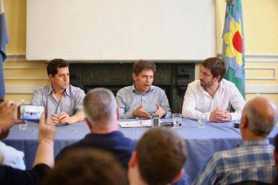La campaña del Clío va llegando al final: los distritos que aún no visitó Kicillof