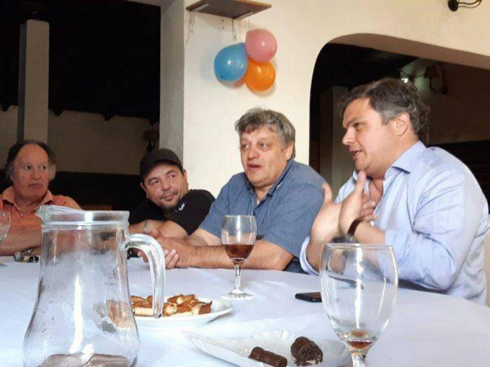"""López Medrano: """"Lo que dijo Kicillof es la prueba de que no conoce la provincia"""""""