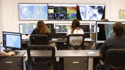 La Ciudad implementó un radar que permitirá precisar las zonas con mayor riesgo de inundación