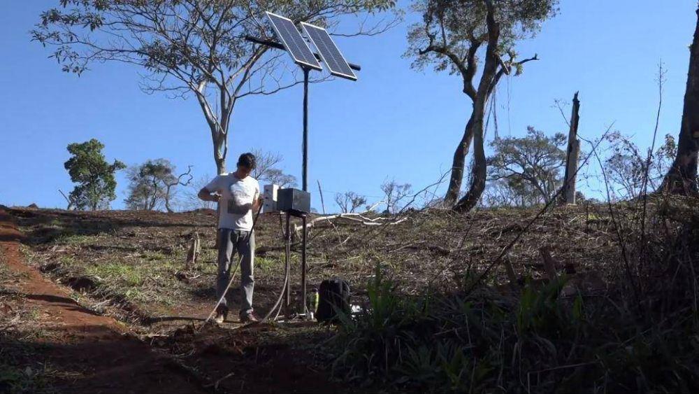 "Implementan proyecto de ""agua segura"" a comunidades guaraníes de El Soberbio"
