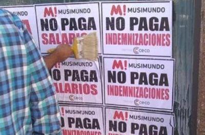 Musimundo ofreció en 12 cuotas el pago de indemnizaciones y fue rechazado