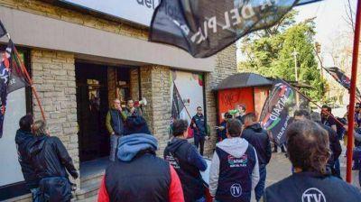 Trabajadores de tele en Mar del Plata continúan con las medidas de fuerza