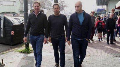 García Vilas: «Creo que la gestión de la Ciudad en términos integrales es muy buena»