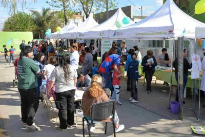 San Fernando celebró los 30 años del convenio con el CEMIC para la atención de la salud