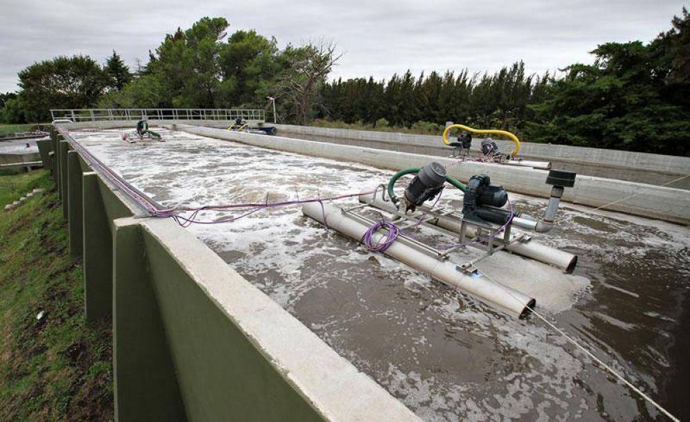 La provincia finalizó obras de infraestructura para agua y saneamiento por 500 millones de pesos