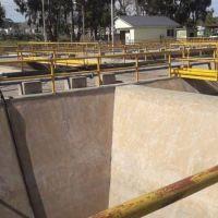 Se realizarán obras de mejoramiento en la planta depuradora oeste