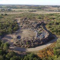 La Municipalidad de Mendiolaza enterró residuos en un lugar no autorizado