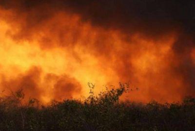 Pese a las últimas lluvias, sigue siendo alto el riesgo de incendios