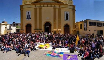 Más de 600 jóvenes en la jornada diocesana en Villa de Soto