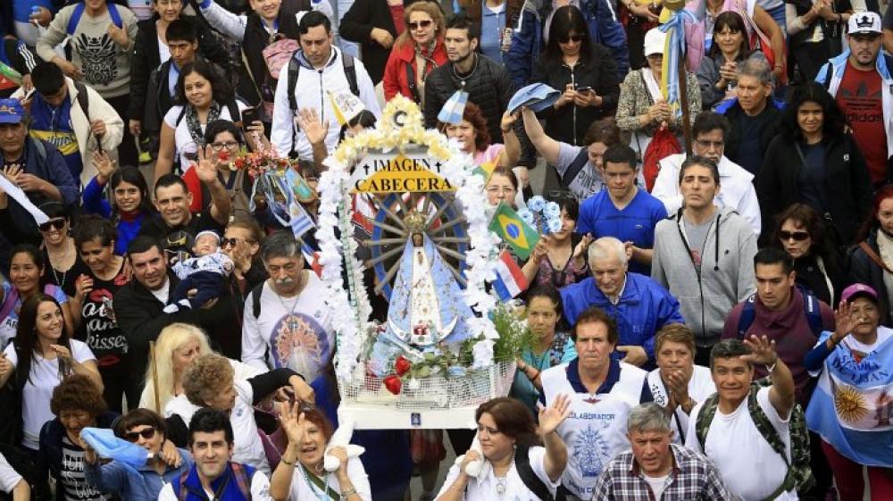 El origen jamás contado de la peregrinación juvenil a Luján