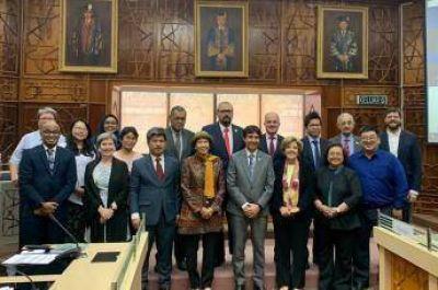 Lanzamiento oficial de la Cátedra MERCOSUR-ASEAN en la Universidad Kebangsaan Malaysia