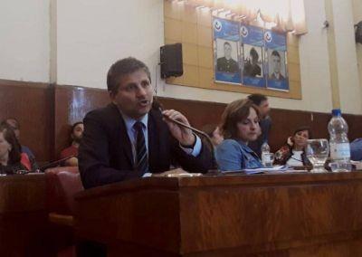 El Deliberativo aprobó proyecto de Ciano para crear Consejos Vecinales en los barrios